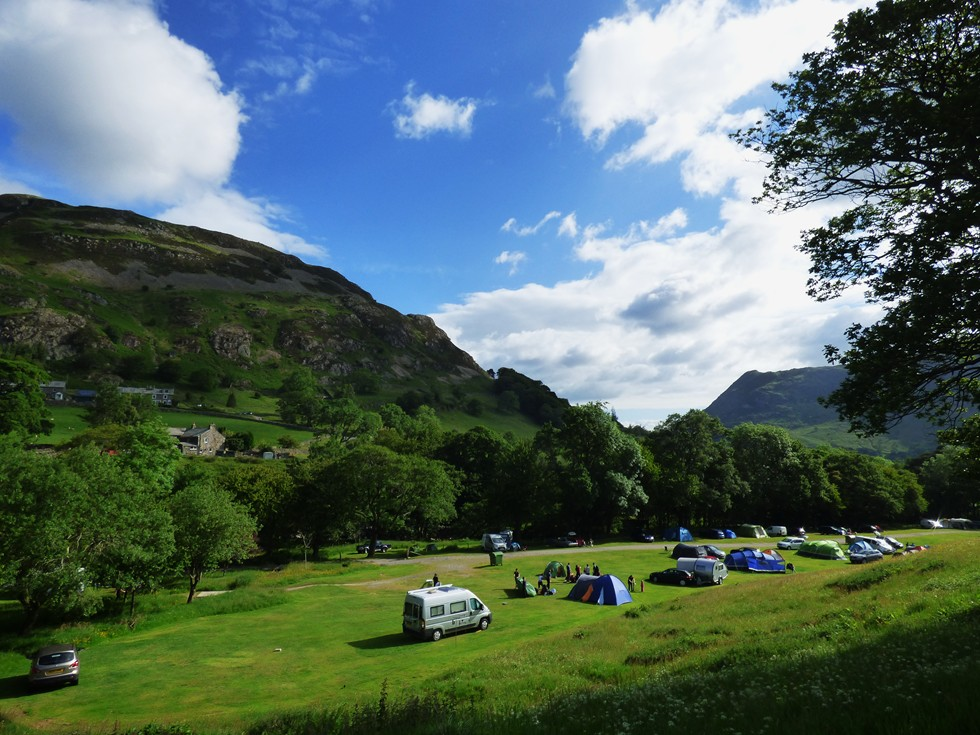 Gillside Farm Campsite